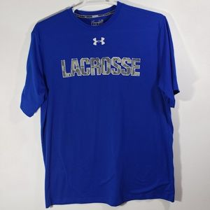 Under Armour Protect This House Lacrosse Tee Shirt